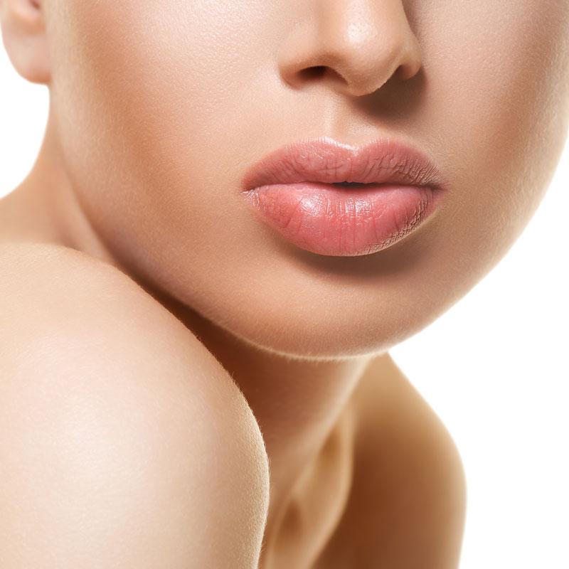 Gesicht Hautpflege